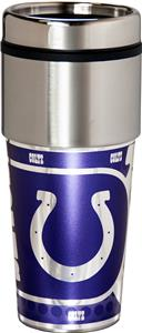 NFL Indianapolis Colts Stainless Travel Tumbler