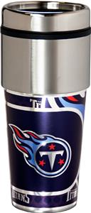 NFL Tennessee Titans Stainless Travel Tumbler