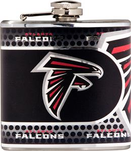 NFL Atlanta Falcons Stainless Steel Flask