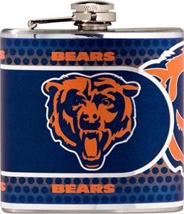 NFL Chicago Bears Stainless Steel Flask