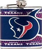 NFL Houston Texans Stainless Steel Flask