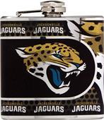 NFL Jacksonville Jaguars Stainless Steel Flask