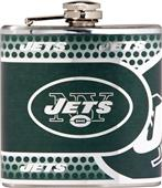 NFL New York Jets Stainless Steel Flask