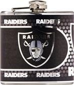 NFL Oakland Raiders Stainless Steel Flask