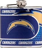 NFL  L.A. Chargers Stainless Steel Flask