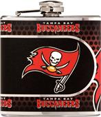 NFL Tampa Bay Buccaneers Stainless Steel Flask