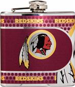 NFL Washington Redskins Stainless Steel Flask