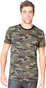 Royal Apparel Unisex Camo Tee