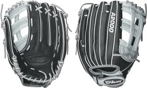 """Wilson A2000 12.75"""" Outfield Fastpitch Glove"""