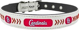 Gamewear Cardinals MLB Pet Baseball Collar