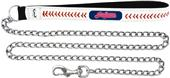 Gamewear Cleveland Indians MLB Chain Pet Leash