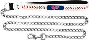 Gamewear Minnesota Twins MLB Chain Pet Leash