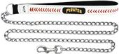 Gamewear Pittsburgh Pirates MLB Chain Pet Leash