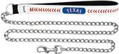 Gamewear Texas Rangers MLB Chain Pet Leash