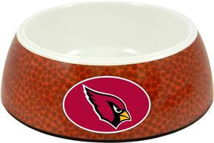 Gamewear Arizona Cardinals NFL Football Pet Bowl