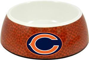 Gamewear Chicago Bears NFL Football Pet Bowl