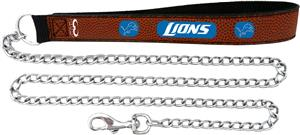Gamewear Detroit Lions NFL Chain Pet Leash