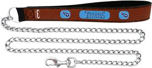 Gamewear Tennessee Titans NFL Chain Pet Leash