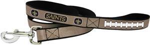 Gamewear Saints NFL Reflective Football Pet Leash
