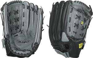 "Wilson A360 All Position 14"" Slowpitch Glove"