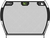 ATEC N1 Baseball Portable Practice Net Travel Bag
