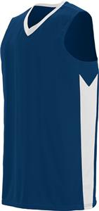 Augusta Adult/Youth Basketball Block Out Jersey