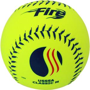"Baden USSSA Slow Pitch Classic M 12"" Softballs"