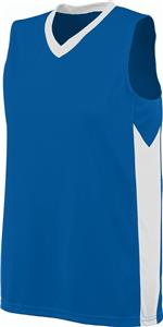 Augusta Ladies Basketball Block Out Jersey