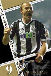 CLOSEOUT-Shearer, Alan Newcastle Soccer POSTERS
