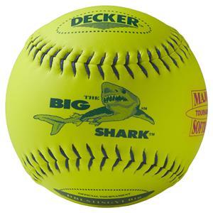 """Decker USSSA Blue Shark 11"""" Fastpitch Softballs DZ"""