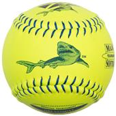 "Decker USSSA Blue Shark 12"" Fastpitch Softballs DZ"