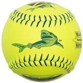 """Decker USSSA Blue Shark 12"""" Fastpitch Softballs DZ"""