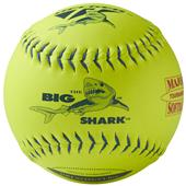 "Decker USSSA Blue Big Shark 12"" Slowpitch Softball"