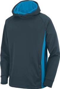 Augusta Sportswear Adult/Youth Striped Up Hoody