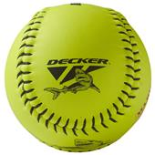 "Decker NSA Black Shark 12"" Fastpitch Softballs"