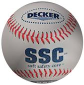 "Decker 9"" Soft Safety Core Youth Baseball DZ"