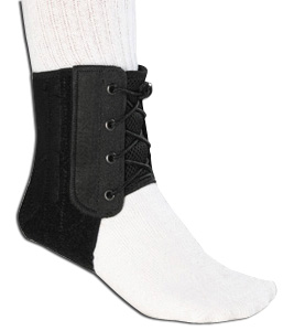 Tandem Direct Kick Soccer Ankle Brace - Closeout
