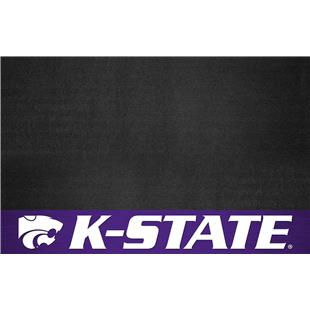 Fan Mats Kansas State University Grill Mat