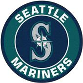 Fan Mats MLB Seattle Mariners Roundel Mat