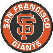 Fan Mats MLB San Francisco Giants Roundel Mat