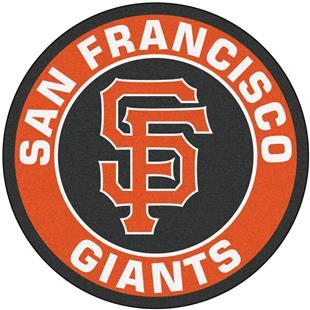 Fan Mats MLB San Francisco Giants Roundel Mat