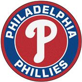 Fan Mats MLB Philadelphia Phillies Roundel Mat