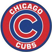Fan Mats MLB Chicago Cubs Roundel Mat