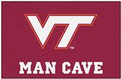 Fan Mats Virginia Tech Man Cave Starter Mat