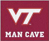 Fan Mats Virginia Tech Man Cave Tailgater Mat