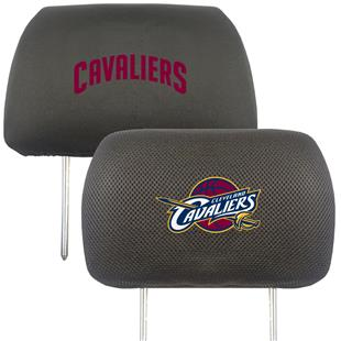 Fan Mats NBA Cleveland Cavaliers Head Rest Covers