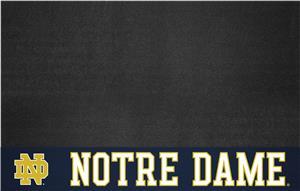 Fan Mats Notre Dame Grill Mat