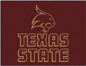 Fan Mats Texas State University All Star Mat