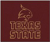 Fan Mats Texas State University Tailgater Mat