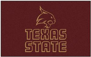 Fan Mats Texas State University Ulti-Mat